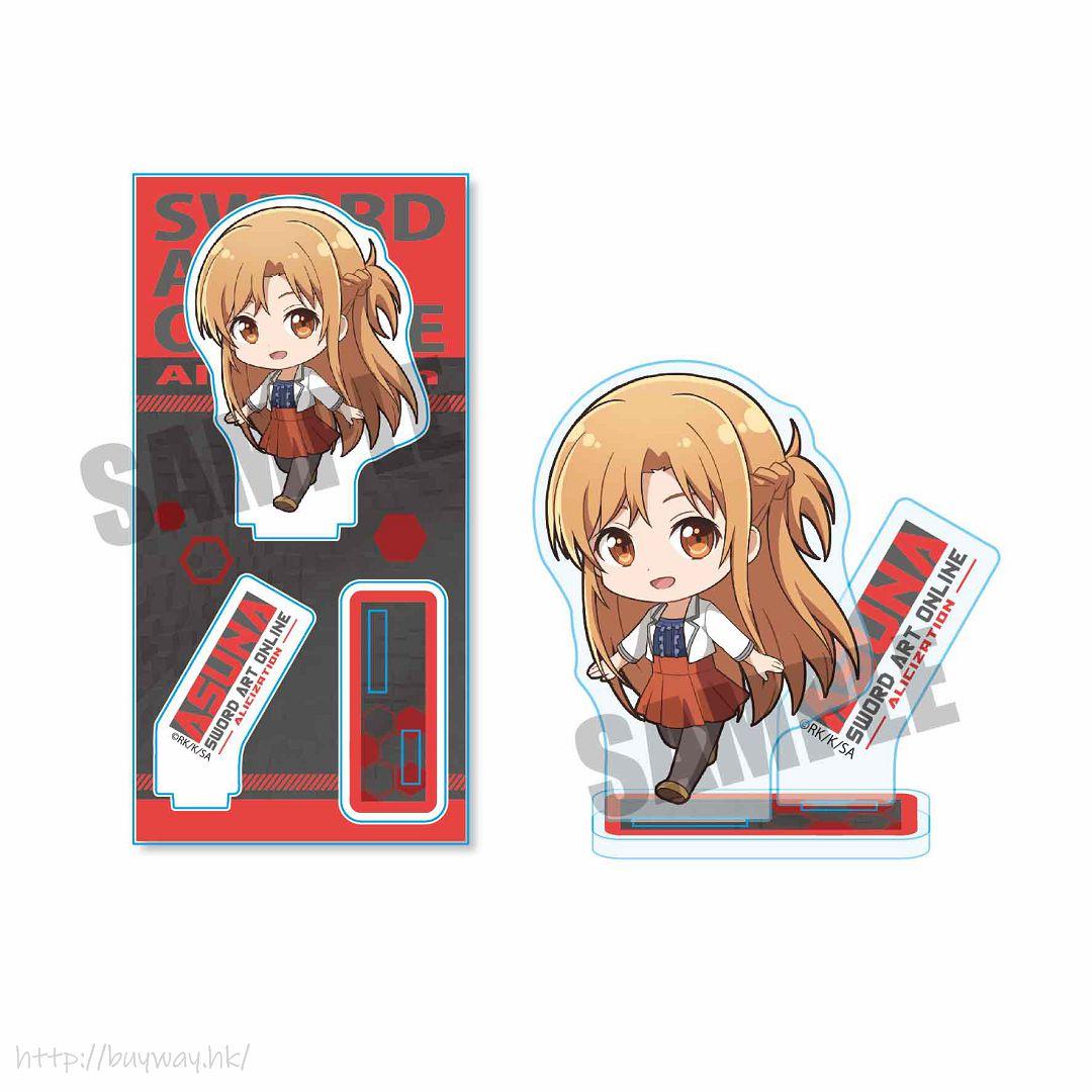 刀劍神域系列 「亞絲娜」起行 亞克力企牌 TEKUTOKO Acrylic Figure Yuki Asuna【Sword Art Online Series】