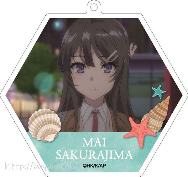 青春豬頭少年系列 「櫻島麻衣」亞克力匙扣 Acrylic Key Chain 1 Sakurajima Mai【Seishun Buta Yaro】