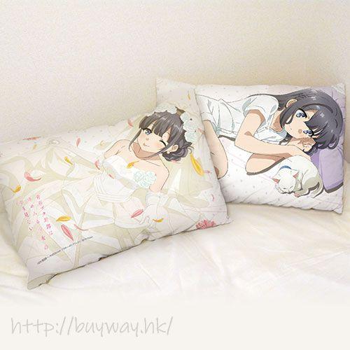 青春豬頭少年系列 「牧之原翔子」枕套 Pillow Cover Makinohara Shoko【Seishun Buta Yaro】