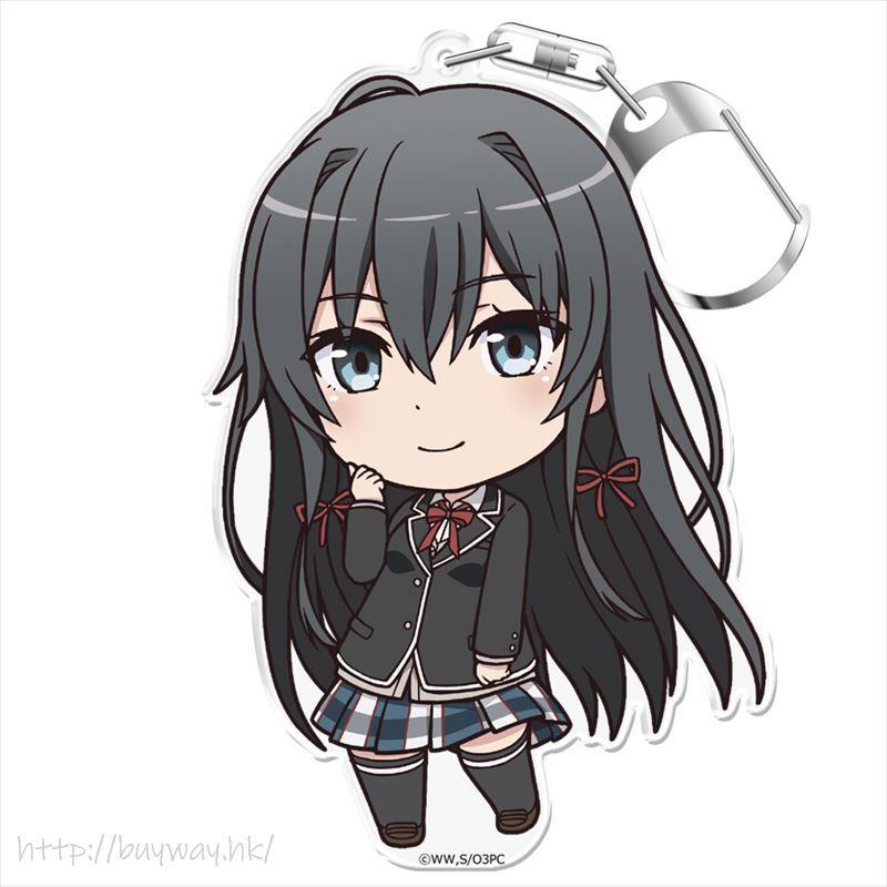 果然我的青春戀愛喜劇搞錯了。 「雪之下雪乃」企牌 / 匙扣 Puni Colle! Key Chain with Stand Yukinoshita Yukino【My youth romantic comedy is wrong as I expected.】