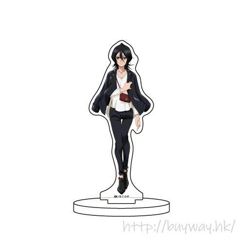 死神 「朽木瑠亞」白色情人節 Ver. 亞克力企牌 Chara Acrylic Figure 02 Kuchiki Rukia White Day Ver.【Bleach】