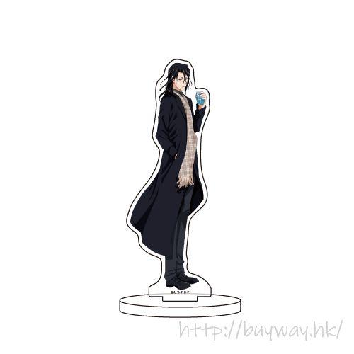 死神 「朽木白哉」白色情人節 Ver. 亞克力企牌 Chara Acrylic Figure 03 Kuchiki Byakuya White Day Ver.【Bleach】