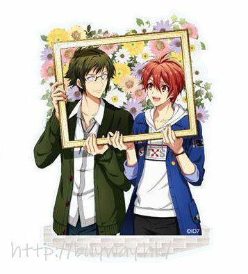 IDOLiSH7 「二階堂大和 + 七瀨陸」Shuffle Talk 亞克力企牌 Shuffle Talk Acrylic Stand Nikaido Yamato & Nanase Riku【IDOLiSH7】