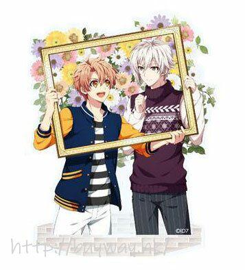 IDOLiSH7 「和泉三月 + 九條天」Shuffle Talk 亞克力企牌 Shuffle Talk Acrylic Stand Izumi Mitsuki & Kujo Tenn【IDOLiSH7】