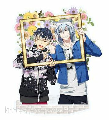 IDOLiSH7 「四葉環 + 百」Shuffle Talk 亞克力企牌 Shuffle Talk Acrylic Stand Momo & Yotsuba Tamaki【IDOLiSH7】