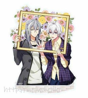 IDOLiSH7 「逢坂壯五 + 千」Shuffle Talk 亞克力企牌 Shuffle Talk Acrylic Stand Yuki & Osaka Sogo【IDOLiSH7】