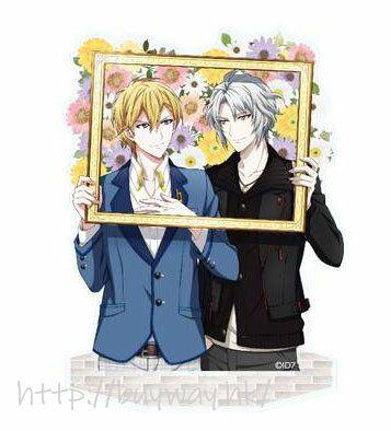 IDOLiSH7 「六弥ナギ + 八乙女樂」Shuffle Talk 亞克力企牌 Shuffle Talk Acrylic Stand Rokuya Nagi & Yaotome Gaku【IDOLiSH7】