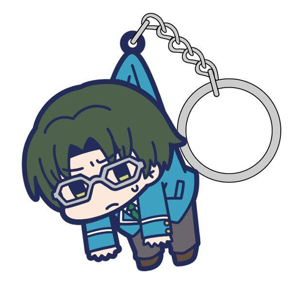 合奏明星 「蓮巳敬人」吊起匙扣 Hasumi Keito Tsumamare Key Chain Vol. 4【Ensemble Stars!】