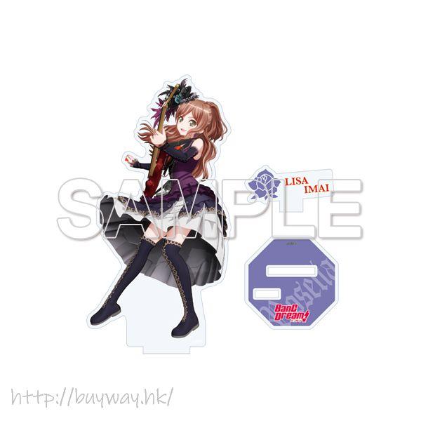 BanG Dream! 「今井莉莎」3rd Season 亞克力企牌 Roselia Acrylic Figure Ver. Imai Lisa【BanG Dream!】