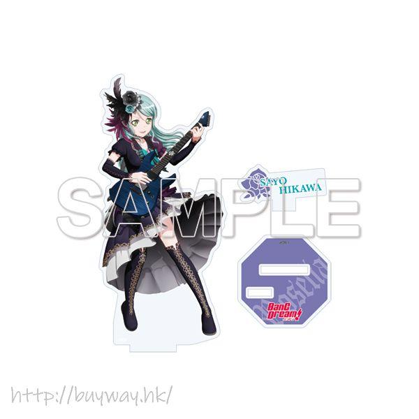 BanG Dream! 「冰川紗夜」3rd Season 亞克力企牌 Roselia Acrylic Figure Ver. Hikawa Sayo【BanG Dream!】