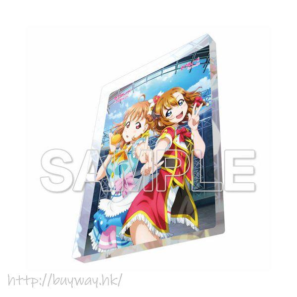LoveLive! 明星學生妹 「高坂穗乃果 + 高海千歌」亞克力磁貼 Acrylic Magnet Honoka & Chika【Love Live! School Idol Project】
