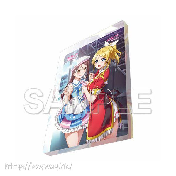 LoveLive! 明星學生妹 「絢瀨繪里 + 櫻內梨子」亞克力磁貼 Acrylic Magnet Eli & Riko【Love Live! School Idol Project】