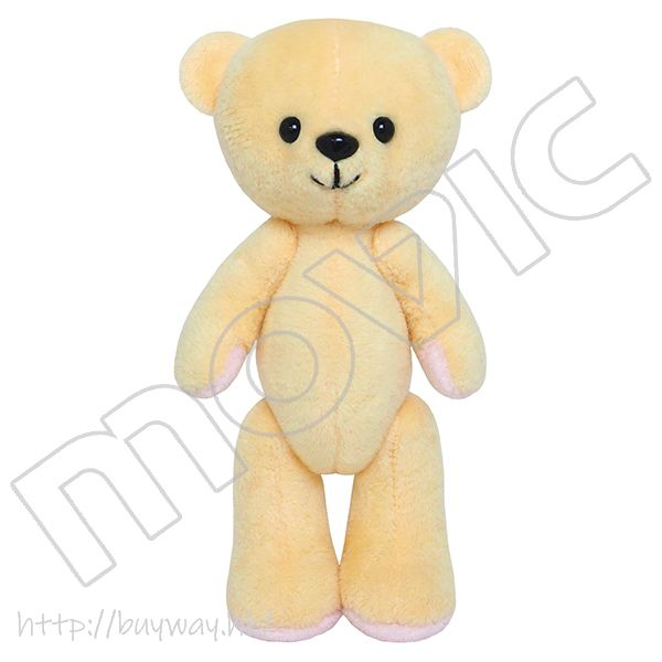 周邊配件 小熊公仔 米白 Kumamate Plush Mascot Mofumofu Kumamate White【Boutique Accessories】