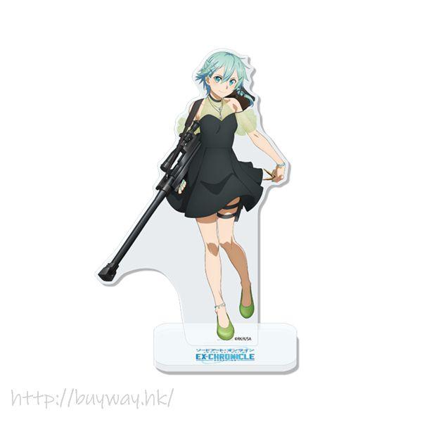刀劍神域系列 「詩乃」東京 ver. 亞克力企牌 Acrylic Stand Tokyo ver. Sinon【Sword Art Online Series】