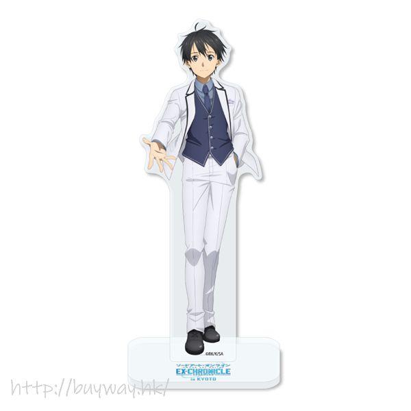 刀劍神域系列 「桐谷和人」京都 ver. 亞克力企牌 Acrylic Stand Kyoto ver. Kirito【Sword Art Online Series】