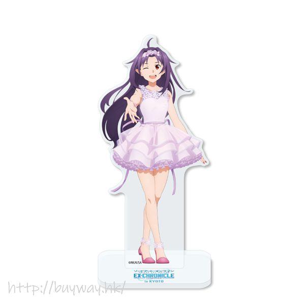 刀劍神域系列 「有紀」京都 ver. 亞克力企牌 Acrylic Stand Kyoto ver. Yuki【Sword Art Online Series】
