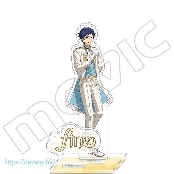 合奏明星 「伏見弓弦」fine 亞克力企牌 New Chapter Acrylic Stand fine Fushimi Yuzuru【Ensemble Stars!】