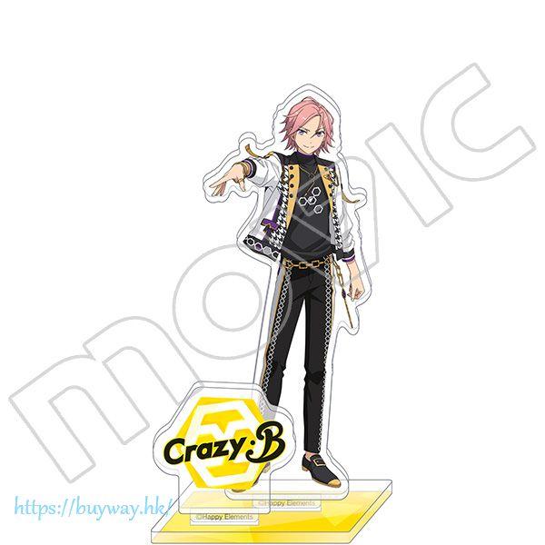 合奏明星 「櫻河琥珀」Crazy:B 亞克力企牌 New Chapter Acrylic Stand Crazy:B Oukawa Kohaku【Ensemble Stars!】