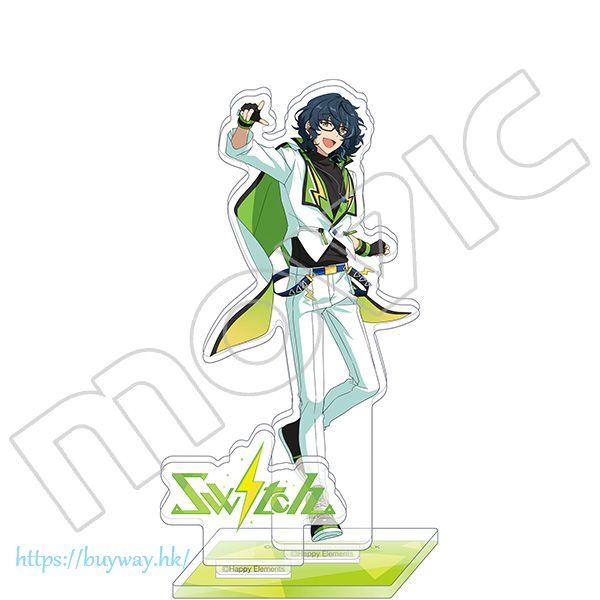 合奏明星 「青葉つむぎ」Switch 亞克力企牌 New Chapter Acrylic Stand Switch Tsumugi【Ensemble Stars!】