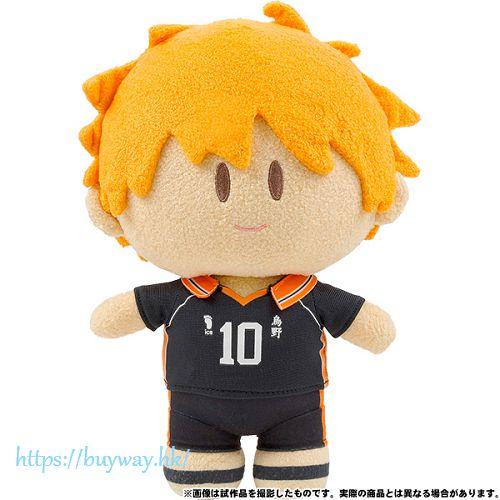 排球少年!! 「日向翔陽」毛絨站立公仔 Yorinui Plush Hinata Shoyo【Haikyu!!】