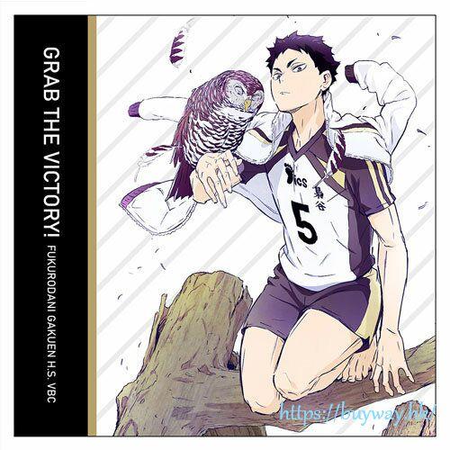 排球少年!! 「赤葦京治」Cushion 套 Keiji Akaashi Cushion Cover【Haikyu!!】