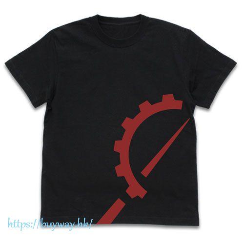 遊戲王 (加大)「上城龍久」黑色 T-Shirt Luke T-Shirt /BLACK-XL【Yu-Gi-Oh!】