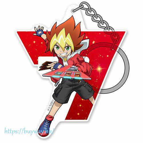 遊戲王 「王道遊我」亞克力匙扣 Yuga Oudou Acrylic Keychain【Yu-Gi-Oh!】