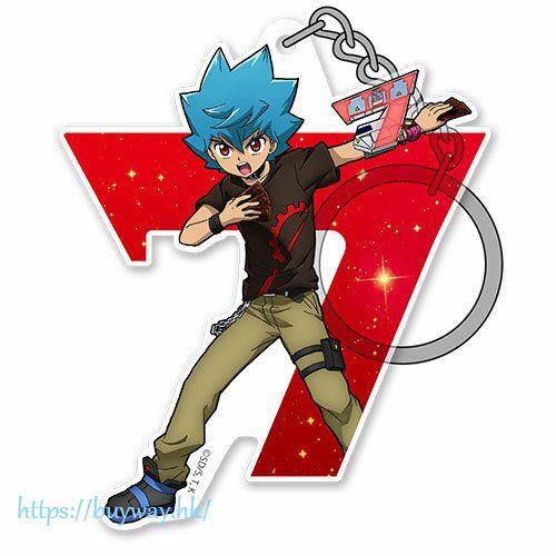 遊戲王 「上城龍久」亞克力匙扣 Luke Acrylic Keychain【Yu-Gi-Oh!】