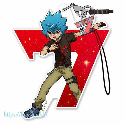 遊戲王 「上城龍久」亞克力掛飾 Luke Acrylic Strap【Yu-Gi-Oh!】