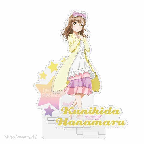 LoveLive! Sunshine!! 「國木田花丸」睡衣 Ver. 亞克力企牌 Hanamaru Kunikida Acrylic Stand Pajama Ver.【Love Live! Sunshine!!】