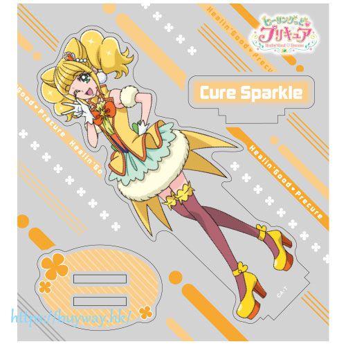 光之美少女系列 「平光日向 / 閃爍天使」亞克力企牌 Cure Sparkle Acrylic StandHealin' Good Pretty Cure【Pretty Cure Series】