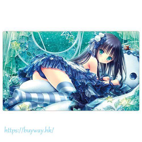 封面女郎 「Blu Cielo Luna」てぃんくる先生 橡膠墊 Twinkle Rubber Mat Blu Cielo Luna【Cover Girl】