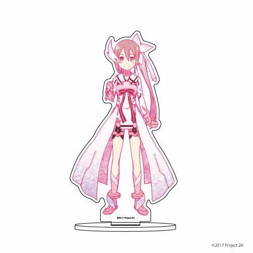 結城友奈是勇者 「結城友奈」(MANGEKYO) 亞克力企牌 Chara Acrylic Figure 01 Yuki Yuna (MANGEKYO)【Yuki Yuna is a Hero】