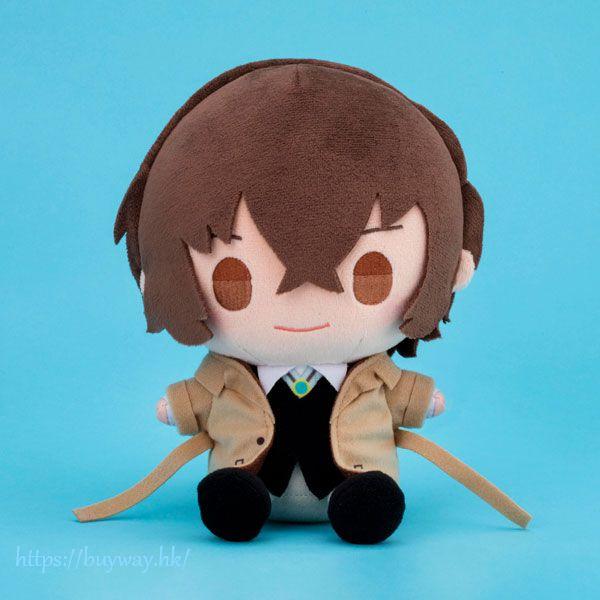 文豪 Stray Dogs 「太宰治」Sanrio系列 毛公仔 Sanrio Design Produce Plush Dazai Osamu【Bungo Stray Dogs】