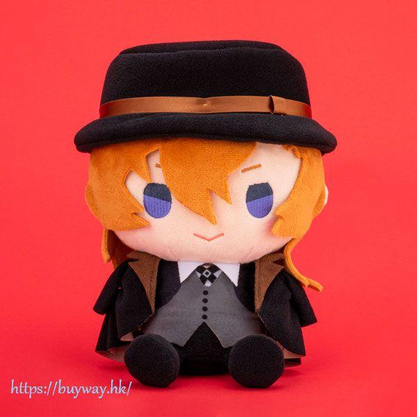 文豪 Stray Dogs 「中原中也」Sanrio系列 毛公仔 Sanrio Design Produce Plush Nakahara Chuya【Bungo Stray Dogs】