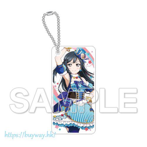 LoveLive! 虹咲學園校園偶像同好會 「優木雪菜」A・ZU・NA 透明亞克力匙扣 Chara Clear Yuki Setsuna Acrylic Key Chain A ZU NA【Love Live! School Idol Festival Perfect Dream Project】