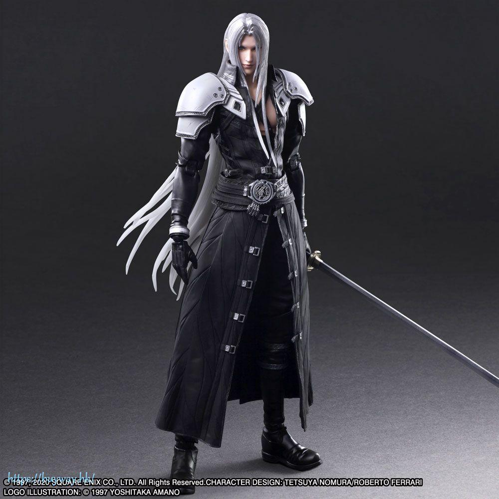 最終幻想系列 PlayArts-改-「錫菲羅斯」 Play Arts Kai Sephiroth【Final Fantasy Series】