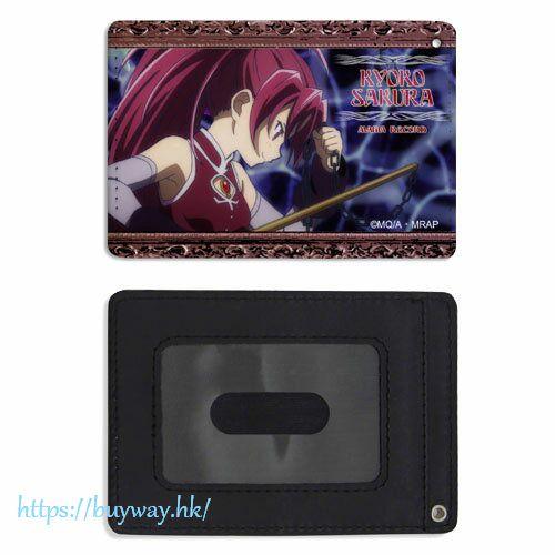 魔法少女小圓 「佐倉杏子」全彩 證件套 TV Anime Kyoko Sakura Full Color Pass Case【Puella Magi Madoka Magica】