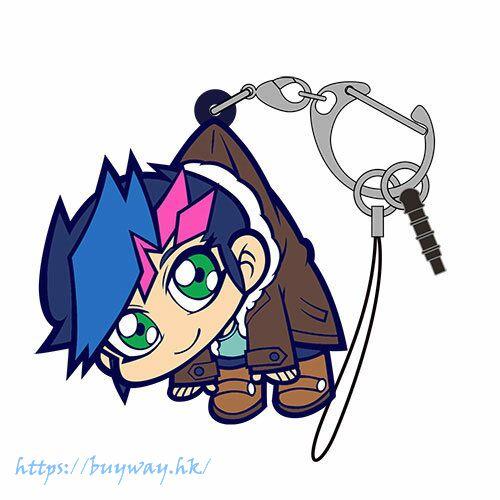 遊戲王 「藤木遊作」兒時 吊起掛飾 Yusaku Fujiki (When a Child) Pinched【Yu-Gi-Oh!】