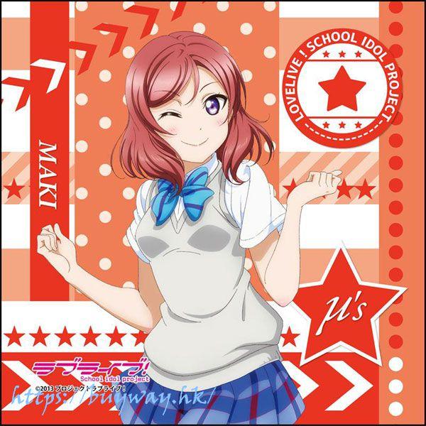 LoveLive! 明星學生妹 「西木野真姬」手機 / 眼鏡清潔布 Vol.4 Microfiber Cloth Maki Nishikino vol.4【Love Live! School Idol Project】