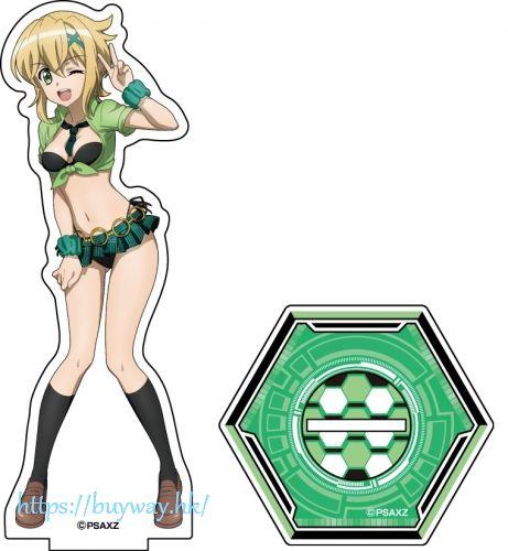 戰姬絕唱SYMPHOGEAR 「曉切歌」動畫 Ver. BIG 亞克力 企牌 TV Anime BIG Acrylic Stand (6) Kirika Akatsuki【Symphogear】