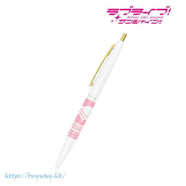 LoveLive! Sunshine!! 「櫻內梨子」原子筆 Riko Sakurauchi Click Gold Ballpoint Pen【Love Live! Sunshine!!】