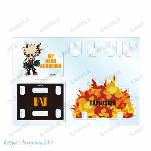 我的英雄學院 「爆豪勝己」亞克力咭座 Katsuki Bakugo Acrylic Card Stand【My Hero Academia】