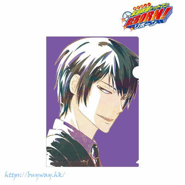 家庭教師HITMAN REBORN! 「雲雀恭彌」Ani-Art A4 文件套 Kyoya Hibari Ani-Art Clear File vol.2【Reborn!】