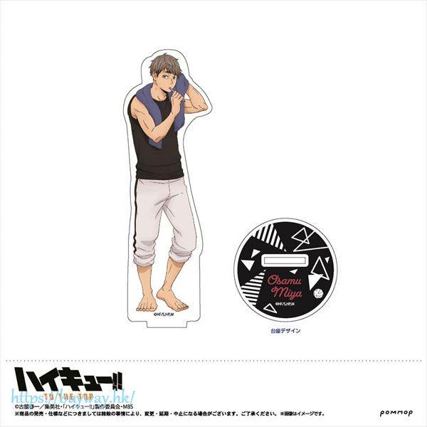排球少年!! 「宮治」遠征中日常 亞克力企牌 Acrylic Stand F Miya Osamu U91 20H 008【Haikyu!!】