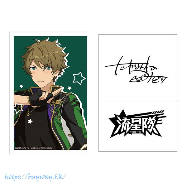 合奏明星 「高峯翠」簽名貼紙 Live Body Sticker 4. Midori Takamine【Ensemble Stars!】