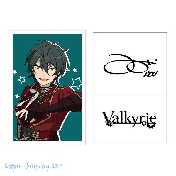合奏明星 「影片みか」簽名貼紙 Live Body Sticker 7. Mika Kagehira【Ensemble Stars!】