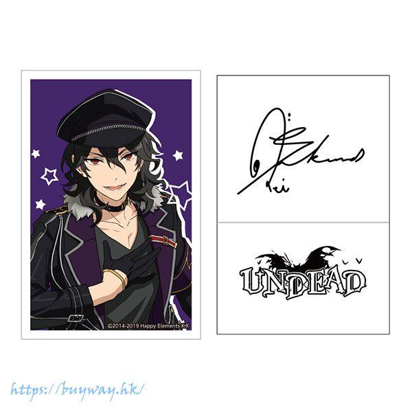合奏明星 「朔間零」簽名貼紙 Live Body Sticker 8. Rei Sakuma【Ensemble Stars!】