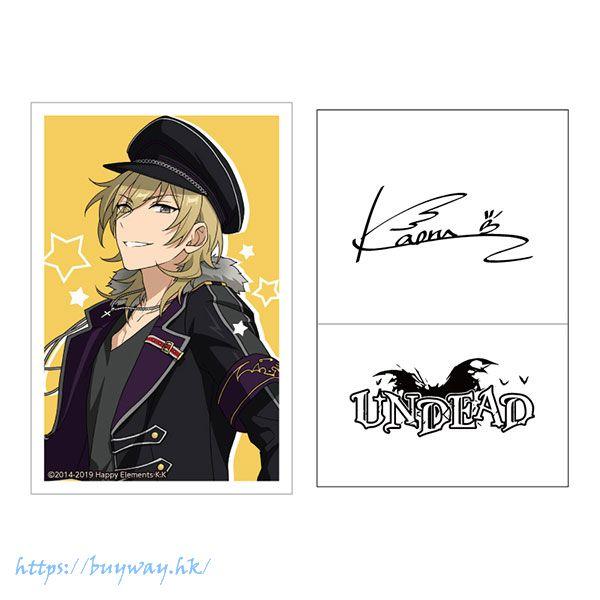 合奏明星 「羽風薫」簽名貼紙 Live Body Sticker 9. Kaoru Hakaze【Ensemble Stars!】
