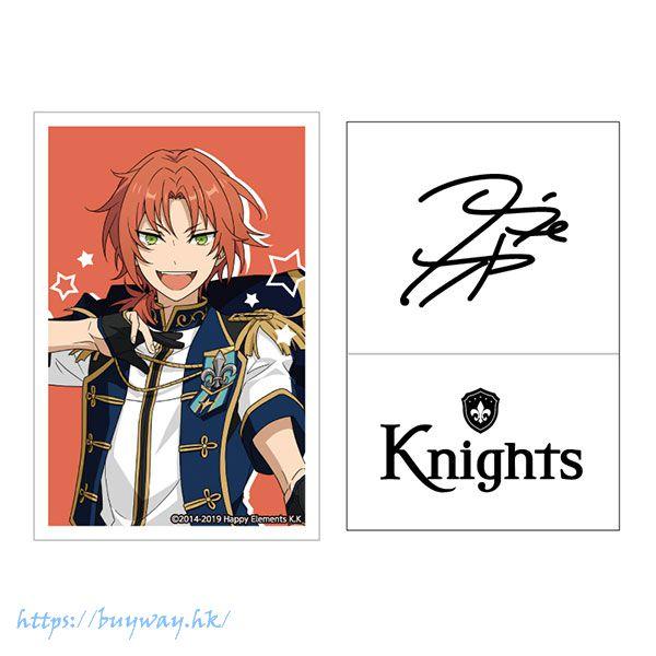 合奏明星 「月永レオ」簽名貼紙 Live Body Sticker 20. Leo Tsukinaga【Ensemble Stars!】